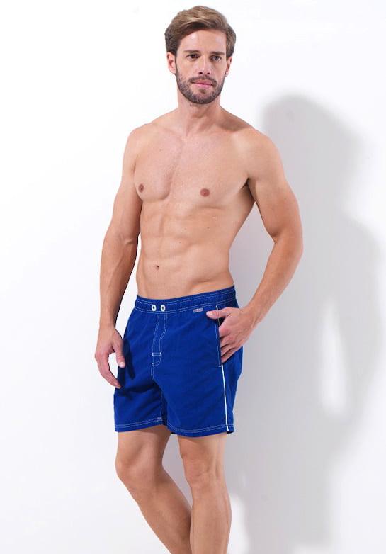 Летние мужские шорты синего цвета BlackSpade Beach b8168 синий