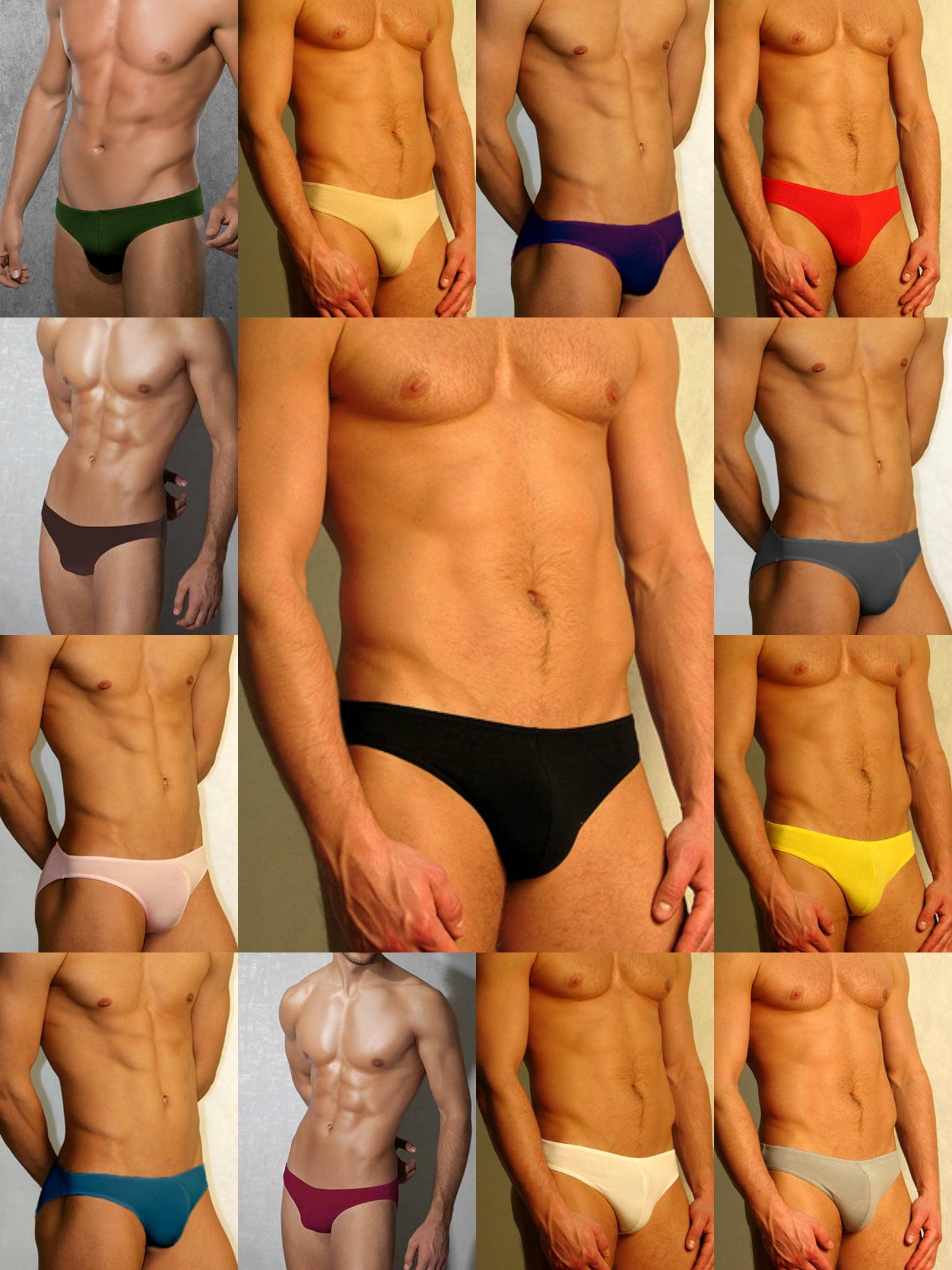 Стринги мужские телесного цвета 6 фотография