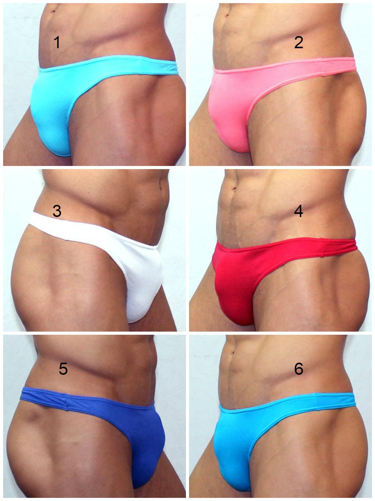 Стринги мужские телесного цвета 2 фотография