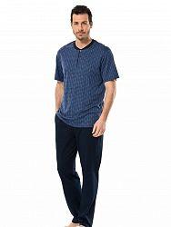 6d937e828d4d 100% хлопок. Пижама из дышащего материала Turen LT4127 Turen синий