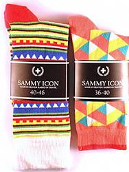 535a9837b9ed1 Комплект из оригинальных разноцветных носков унисекс Sammy Icon